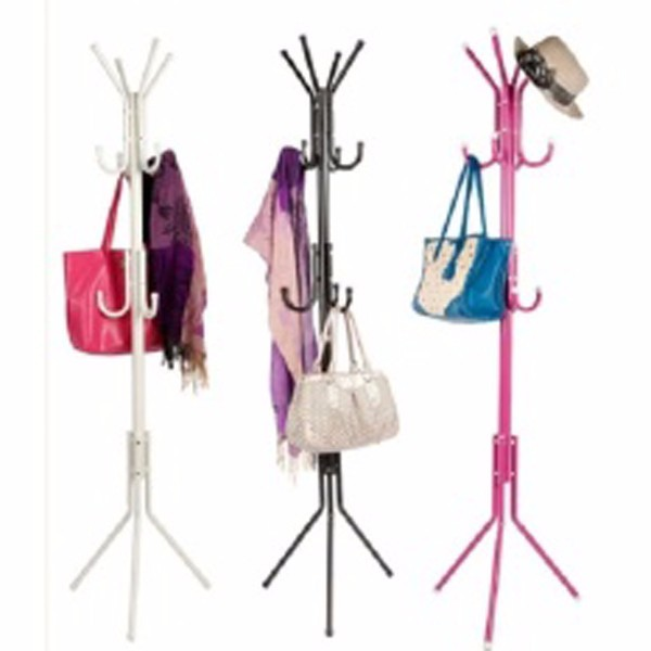 Stand Hanger Standing Hanger Gantungan Multifungsi Serbaguna Jilbab Hijab Tas Baju 915