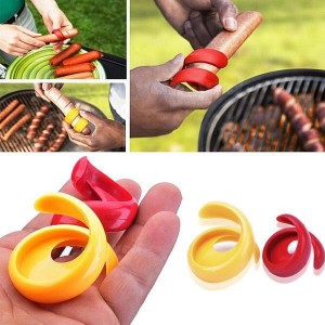 Alat Potong Sosis Hot Dog Slicer - 550