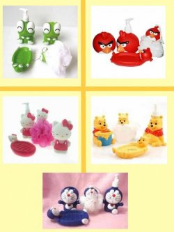 bathroom set karakter produk barang unik china com