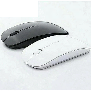 Mouse Wireless X3 Slim With USB Receiver 2.4 GHz Macbook Laptop Tanpa Kabel – A453